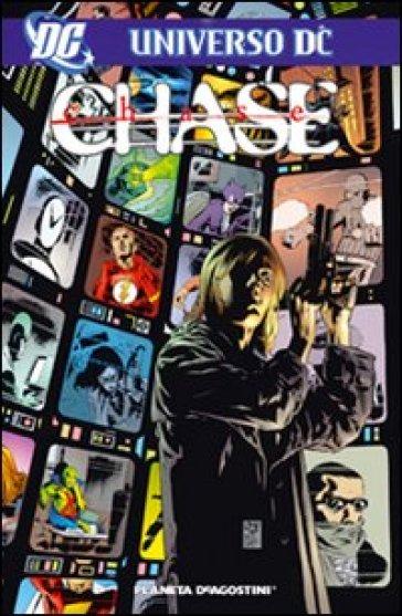Chase. Universo DC - Dan Curtis | Rochesterscifianimecon.com