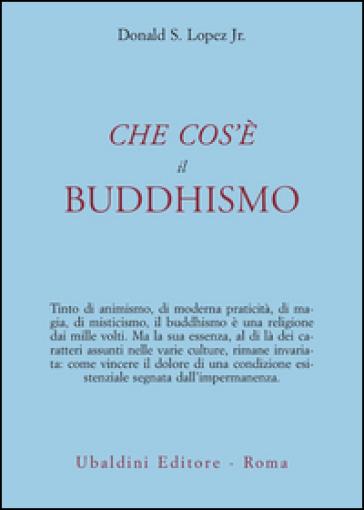 Che Cos è Il Buddhismo Donald S Lopez Libro Mondadori Store