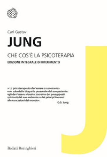 Che cos'è la psicoterapia? - Carl Gustav Jung   Thecosgala.com
