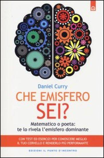 Che emisfero sei? Matematico o poeta: te lo rivela l'emisfero dominante - Daniel Curry | Jonathanterrington.com