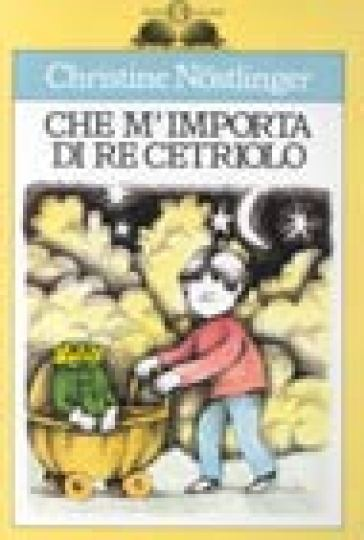 Che m'importa di re cetriolo