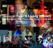 Chicago blues -a living..