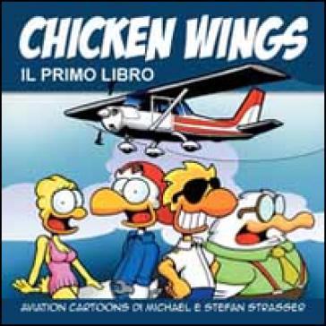 Chicken Wings. 1. - Michael Strasser | Rochesterscifianimecon.com