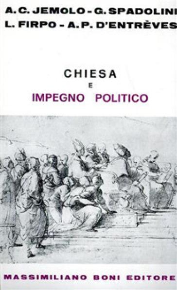 Chiesa e impegno politico - Arturo Carlo Jemolo | Kritjur.org