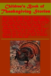 Children s Book of Thanksgiving Stories