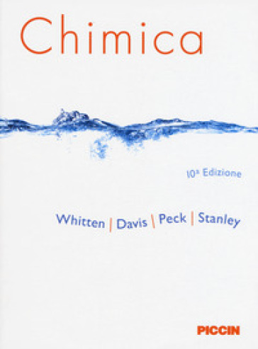 Chimica - Kenneth Whitten |