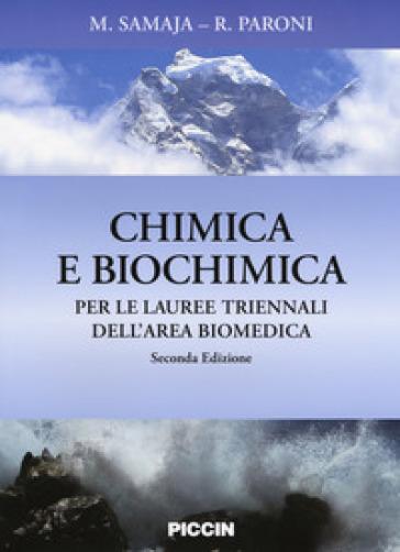 Chimica e biochimica. Per le lauree triennali dell'area biomedica - Michele Samaja pdf epub