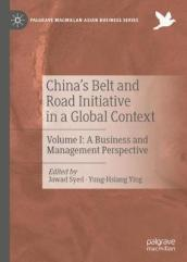 China s Belt and Road Initiative in a Global Context