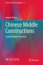 Chinese Middle Constructions