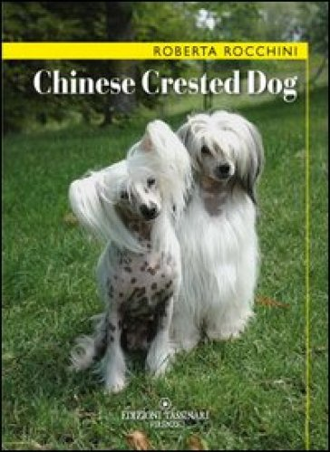 Chinese crested dog - Roberta Rocchini |