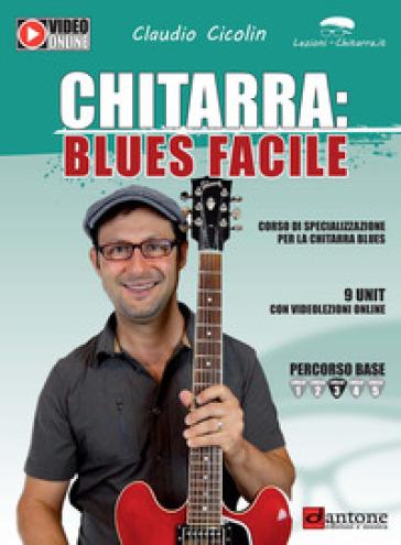 Chitarra: blues facile - Claudio Cicolin pdf epub
