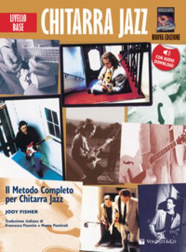 Chitarra jazz. Livello base. Con CD-Audio - Jody Fisher |
