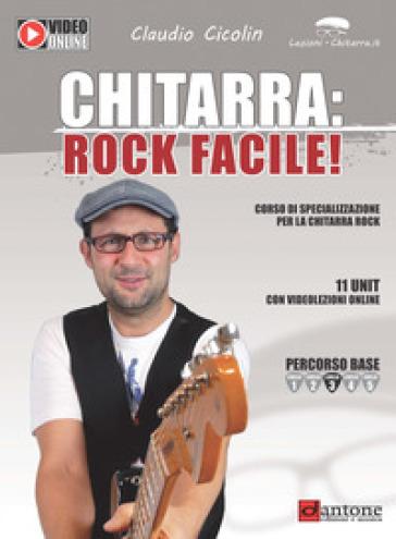 Chitarra: rock facile - Claudio Cicolin | Ericsfund.org
