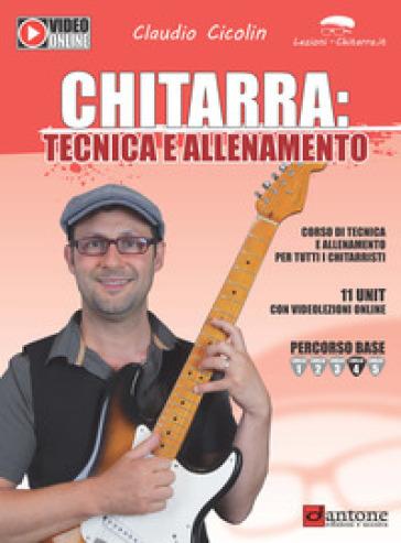 Chitarra: tecnica e allenamento
