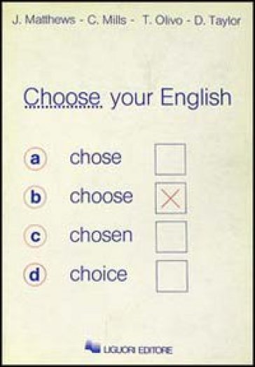Choose your English