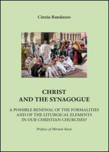Christ and the synagogue - Cinzia Randazzo   Kritjur.org