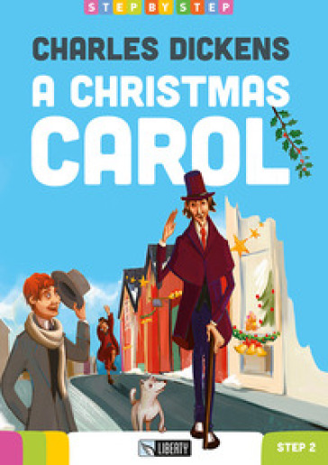 A Christmas Carol. Con File audio per il download - Charles Dickens |