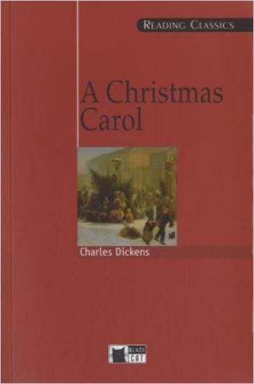 Christmas Carol. Con audiolibro. CD Audio (A) - Charles Dickens | Kritjur.org
