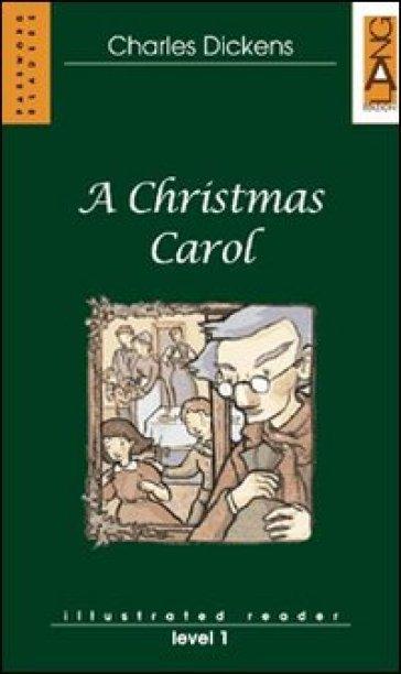 Christmas carol. Con audiocassetta - Charles Dickens |
