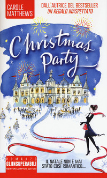 Christmas party - Carole Matthews pdf epub