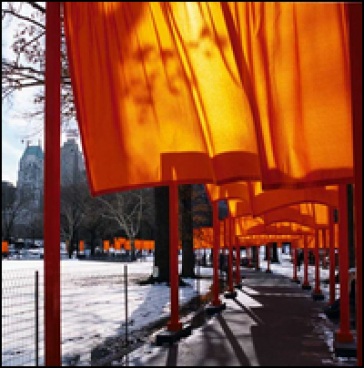 Christo & Jeanne-Claude. The Gates. Collector's edition