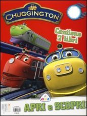 Chuggington: Gioca e colora-Benvenuti a Chuggington. Con gadget. 1. (2 vol.)