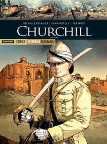 Churchill. 1. - Vincent Delmas |