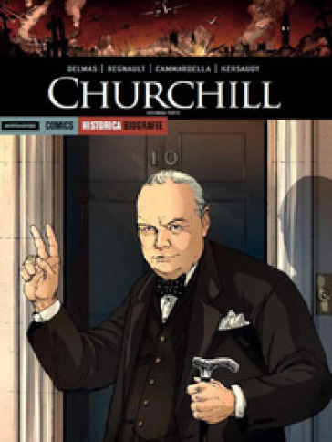 Churchill. 2. - Vincent Delmas |