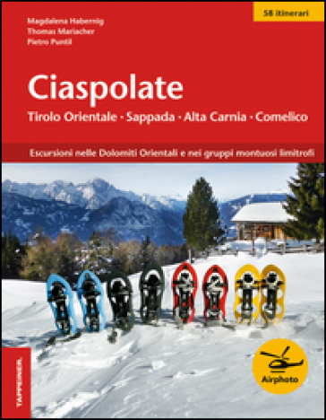 Ciaspolate. Tirolo orientale, Sappada/Pladen, Comelico - Magdalena Habernig | Ericsfund.org