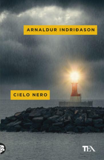 Cielo nero - Arnaldur Indrieason   Rochesterscifianimecon.com
