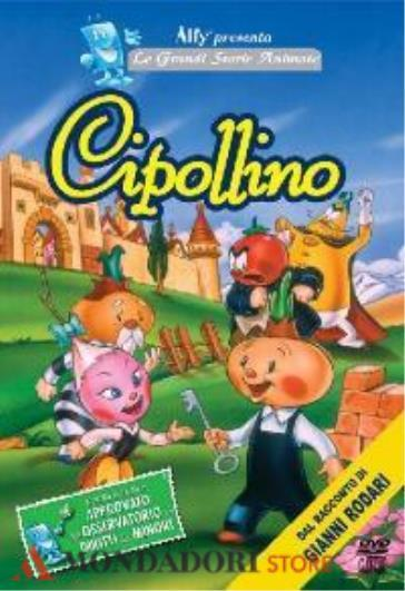 Cipollino Dvd Gianni Rodari Mondadori Store