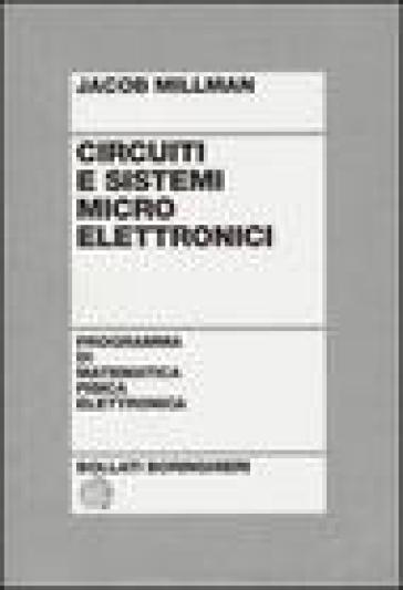 Circuiti e sistemi microelettronici - Jacob Millman pdf epub