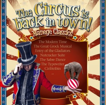 Circus is back in town!..