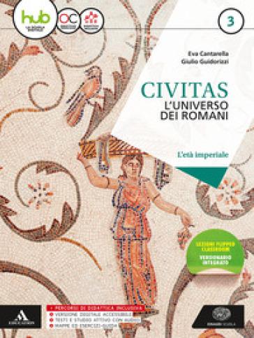 Civitas. Per i Licei e gli Ist. magistrali. Con e-book. Con espansione online. 3. - Eva Cantarella |
