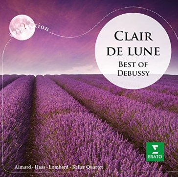 Clair de lune: best of debussy