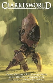 Clarkesworld Magazine Issue 160