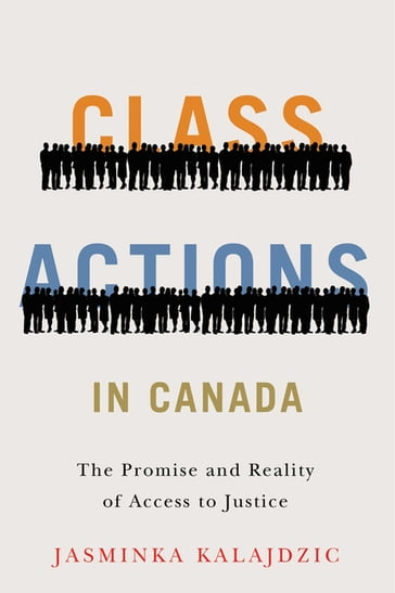 Class Actions in Canada