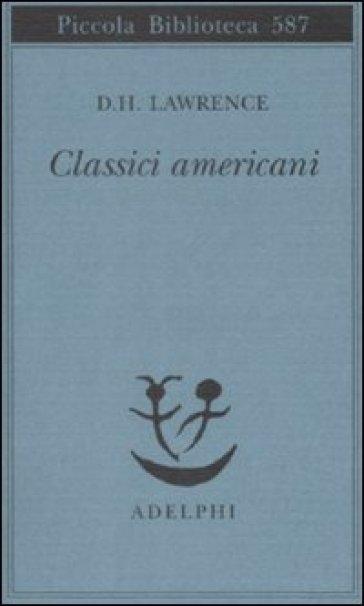 Classici americani - David Herbert Lawrence | Rochesterscifianimecon.com