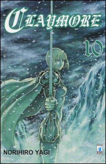 Claymore. 10. - Norihiro Yagi |