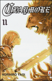 Claymore. 11.