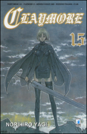 Claymore. 15.