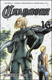 Claymore. 16.