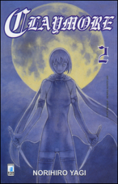 Claymore. 2.