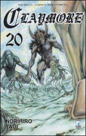 Claymore. 20.