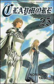 Claymore. 25.