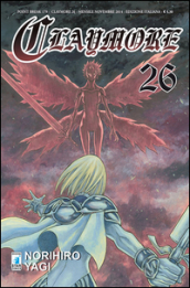 Claymore. 26.
