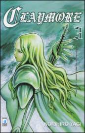 Claymore. 3.