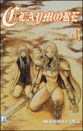 Claymore. 4.