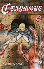Claymore. 8.