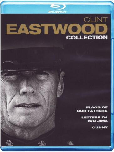 Clint Eastwood collection - Flags of our fathers + Letters from Ivo Jima + Gunny (3 Blu-Ray)